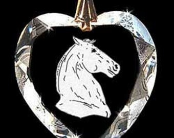 Lipizzaner Horse Head Jewelry Custom Made Crystal Necklace Pendant with any Animal or Name YOU Want, Great gift 4H, FFA, Horse Lover, Rodeo