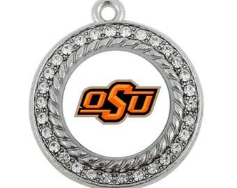 Oklahoma State Cowboys Charms