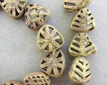 African Brass Beads