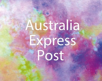 Postage Upgrade - Express Post Australia Only