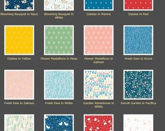 Crib Bedding, Baby Bedding, Toddler Bedding, Fresh Dew Fabrics, Blanket, Comforter Crib Skirt, Crib Sheet, Bumper Pads, Sheet, Bumpers