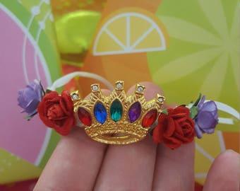Royal Bunny Crown