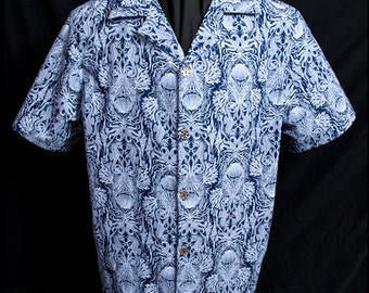 NEW! Sea King Discovery limited-edition ultra-high quality men's shirt