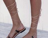 SALE leather sandals, black sandals, sandals, gladiator sandals, leather sandals