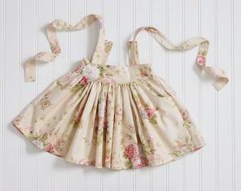 Bouquet Suspender Skirt