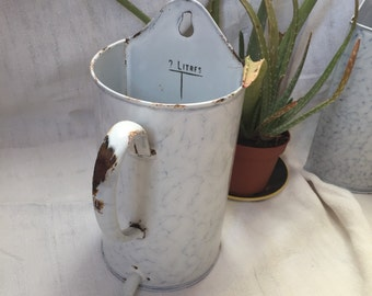 Shabby chic jug