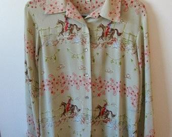 Lady Reiner Western Shirt