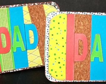 Dad Pop-Up Card, SVG & DS Card Kit