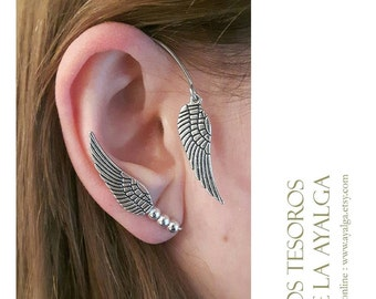 ear cuff wings