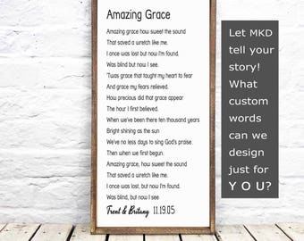 Wedding Song Lyric Art, Wedding Song Art, Wedding Song Lyric Frame Song Lyric Gift Song Lyric Signs Song Lyric Wood, Wood Wall Art Wood Sign