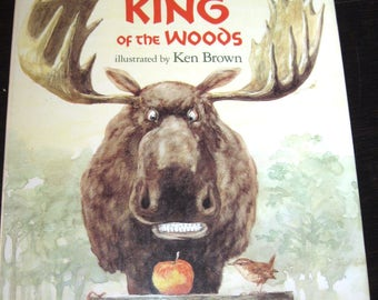 King of the Woods by David Day Hardcover