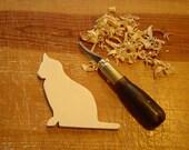 Custom Order for margoperez55 for Hand Carved Cat E and Boston Terrier