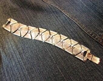 Coro 1960's Chain Linked Bracelet
