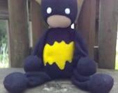 SNUGGLE BUMBLE- BATMAN