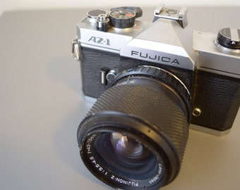 Very Nice Vintage Fujica AZ-1 Model 35MM camera- Check out all of our cameras