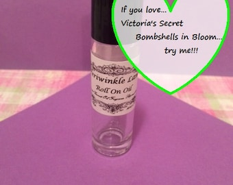 Victoria's Secret Bombshell In Bloom type Roll on perfume