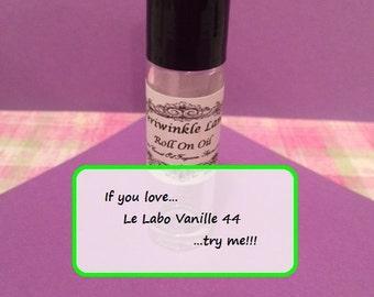 Le Labo Vanille 44 type Roll On perfume
