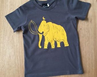 Kids Tee Mammoth