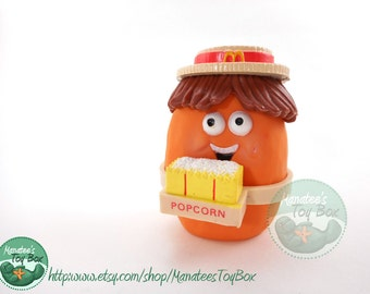 McDonalds McNugget Buddy Corny 1980s Toy
