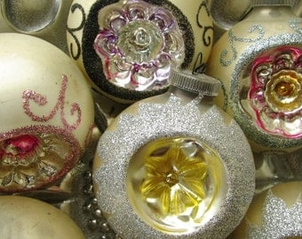 Image result for glass Christmas ornaments in the 80s and 90s