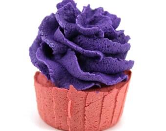 Amaretto Cupcake Bath Truffles