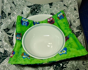 Microwave Pot Holder Set  (2 potholders to a set)