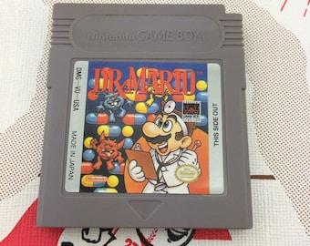 Dr. Mario for Nintendo Gameboy