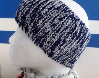 Hand knitted Earwarmer or Headband