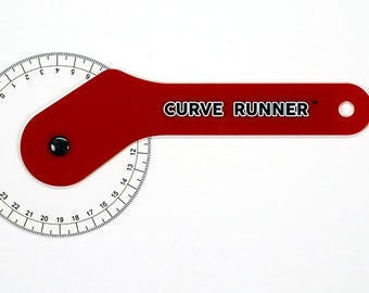 Curve Runner 30cm Measuring Wheel, How to sew set in sleeves, Sewing sleeves