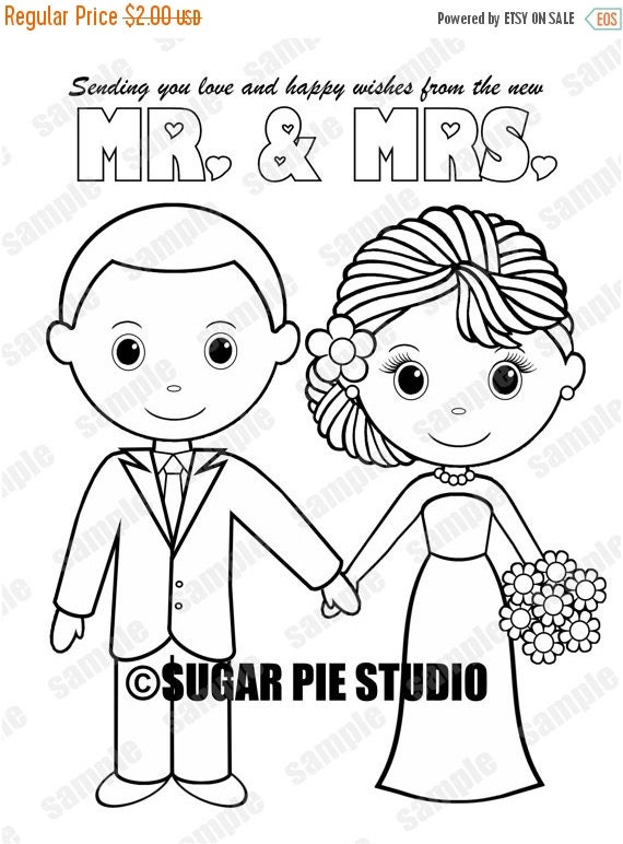 coloring pages of a groom - photo#17