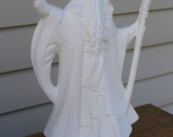 Ceramic Bisque Fall Wizard