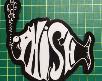 Phish Nono Magnet