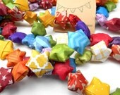 Lucky Star garland Rainbow 120 origami star handmade Garland Wedding Birthday Party Party decoration stars OOAK