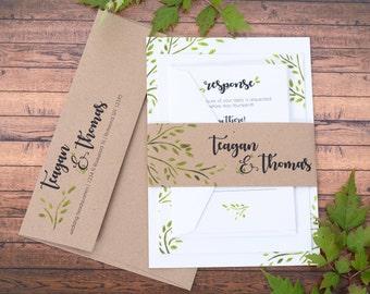 Garden theme wedding | Etsy