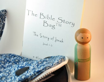 The Bible Story Bag The Story of Jonah