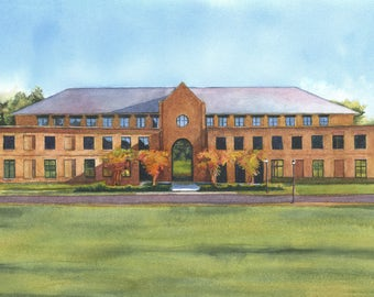 William and Mary, Education Building