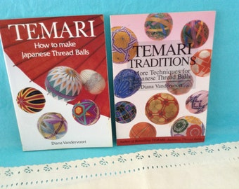 Temari - Japanese Thread Balls - Diana Vandervoort - How To - Techniques - make great gifts for family and friends!