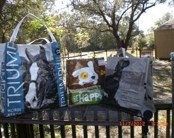 Feedbag Tote - chose your bag design