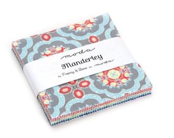 Moda - Franny & Jane - Manderley Charm Pack