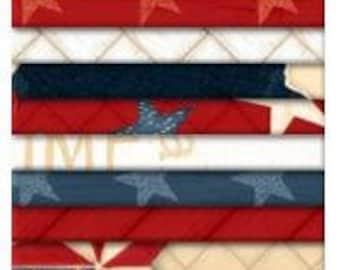 Wilmington - Crystal Strips Pack - Heritage