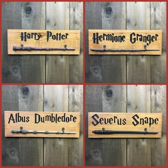 Magie des porte baguette harry potter hermione granger albus - Sortilege ouverture de porte harry potter ...