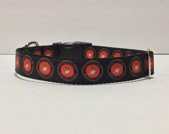 Marines Inspired Custom Dog Collar