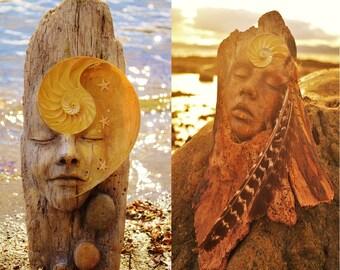Goddess Journal - Sunset and Dreams
