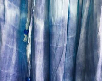Tie Dye Midi Maxi Skirt
