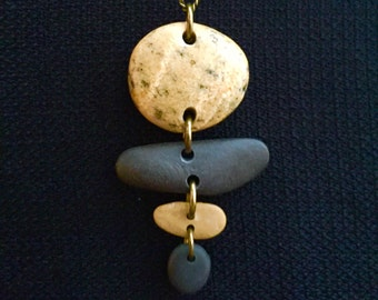 Lake Superior Stone Necklace