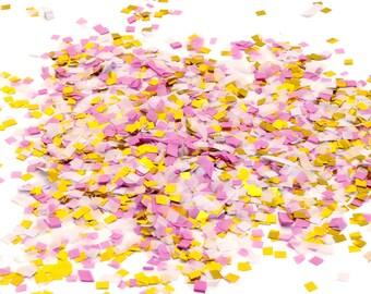 Pink Champagne Confetti