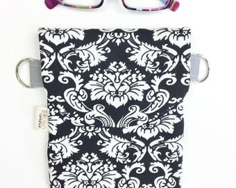 Cell Phone Wallet, Credit Card Wallet Cross-body Bag, iPhone Crossbody, Case for phone, iPhone Case, Waist Hip Pack, Small Womens Wallet