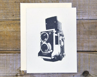 C-0611 Mamiya Camera Card