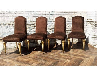 Set of 8 Dining Room Chairs