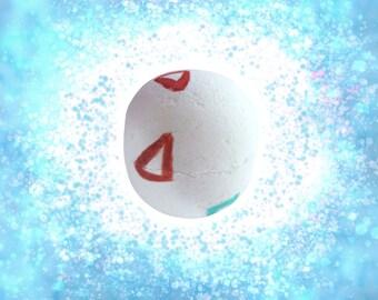 "Pokemon - ""Togepi"" Egg Bath Bomb (Rainbow)"